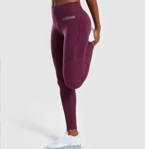 Gym shark leggings S